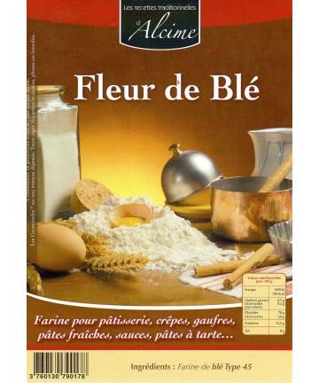 Farine de Blé Type 45 5kg
