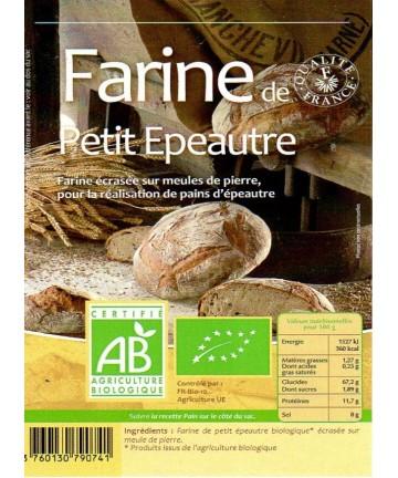 Farine de petit épeautre Bio 1kg