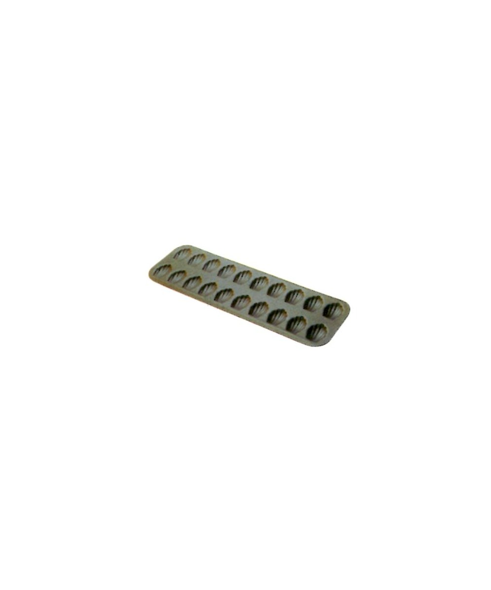 Moule antiadhésif 20 madeleinettes