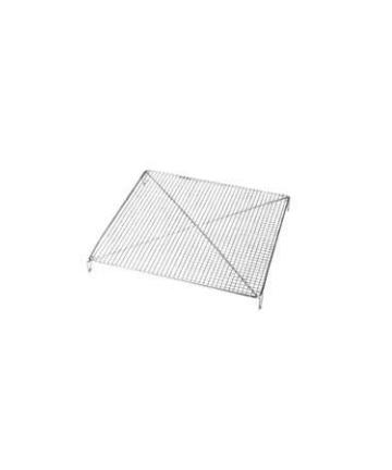 Volette inox carrée