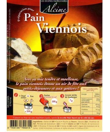 Pain Viennois 2kg