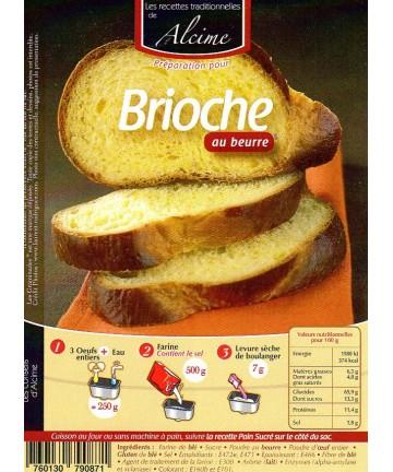 Brioche au Beurre 2kg