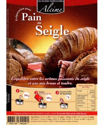 Pain au Seigle 2kg