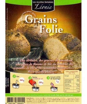 Grains de Folie 5kg