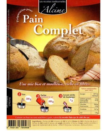 Pain Complet 2 kg