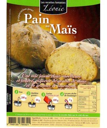 Pain au Maïs 2kg