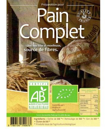 Grami'Bio : Pain Complet 1kg