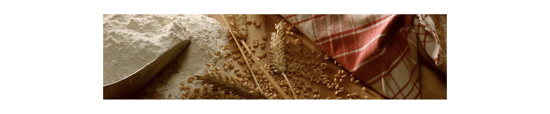Farines et graines