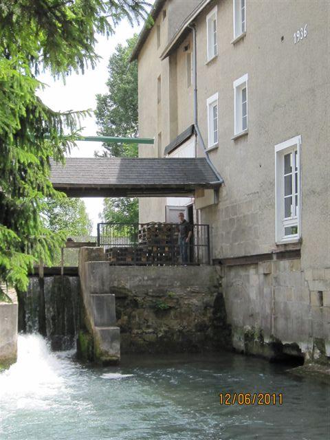 Côté rivière